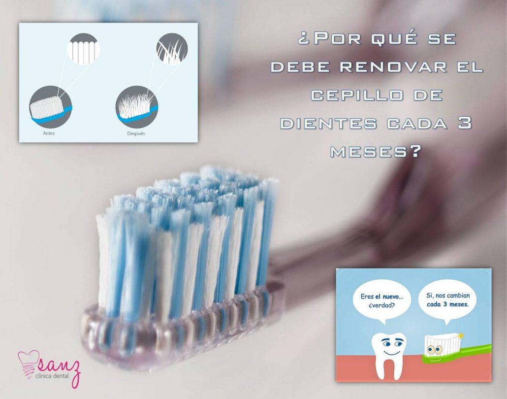 Por qué se debe renovar el cepillo de dientes cada 3 meses ... d8b9ab178d5d
